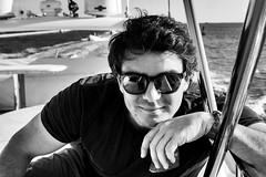 Marco (vannuc) Tags: blackandwhite bnw weekend venezia redentore marco boy