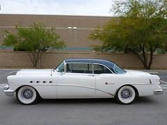 1954 Buick Roadmaster 2-Door Riviera (Hipo 50's Maniac) Tags: 1954 buick roadmaster 2door riviera hardtop coupe