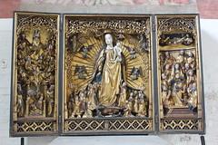 Tryptyk (magro_kr) Tags: lubeka lbeck lubeck luebeck niemcy germany deutschland szlezwikholsztyn holsztyn schleswigholstein holstein otarz oltarz rzeba rzezba altar sculpture
