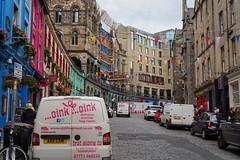 Edinburgh Grassmarket (lolliexdlolliexd) Tags: city uk scotland edinburgh grassmarket