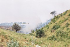Delenda Carthago (nonplusultra22) Tags: chinongenesisii pellicola film pellicolascaduta expiredfilm 35mm fujifilm fuoco fire