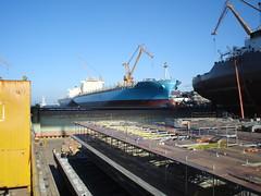 DSC00673 (stage3systems) Tags: shipbuilding dsme teekay rasgas