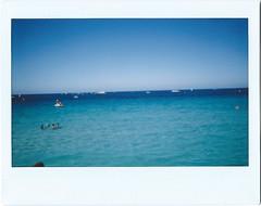 Polaroid 2.0 20/7/ 2016 (mgsilmarie) Tags: mondello polaroid instax wide300 fujifilm italia italy mare sea palermo sici sicilia sicily istantanea