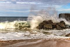 Surfs Up! (Thunder1203) Tags: surf waves beach sanremo waveaction splash sea ocean detailed movement landscape seascape canon canonaustralia canoncollective photorangers