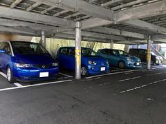 IMG_3027-1 (macco) Tags: renault avantime       blue car automobile auto iphone 6