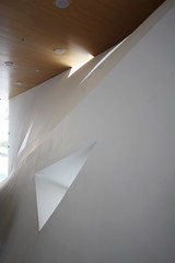 IMG_0935 (trevor.patt) Tags: cohen architecture museum telaviv israel lightfall ruled surface geometry concrete
