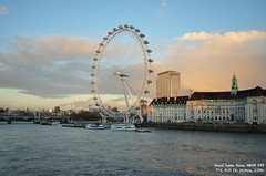 The Eye 3 (Amani Hasan) Tags: eyeoflondon structure london thames