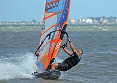 Aug0318a (Mike Millard) Tags: hamworthypark pooleharbour windsurfers