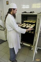 6. «Жаворонки» в святогорской пекарне