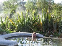 "détente dans les hot springs <a style=""margin-left:10px; font-size:0.8em;"" href=""http://www.flickr.com/photos/83080376@N03/16318455914/"" target=""_blank"">@flickr</a>"