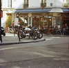 Bronica S2 Roll n°19 - Royal Enfield in Paris