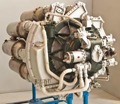 W2-700 JET ENGINE (Rustic Tinselpudding) Tags: frank jet engine whittle gloster e2839 w2700