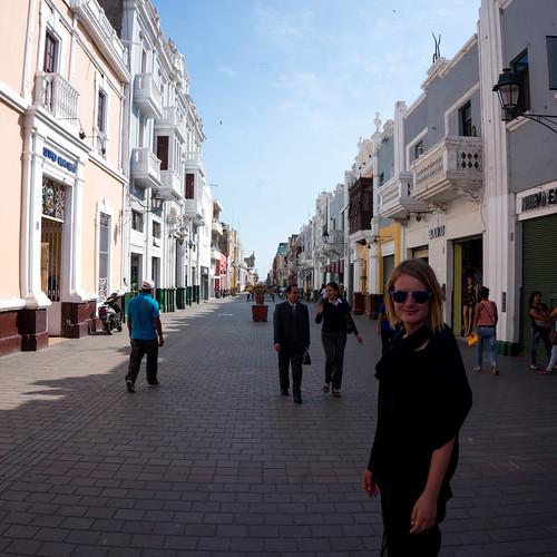Calle Jiron Francisco Pizarro