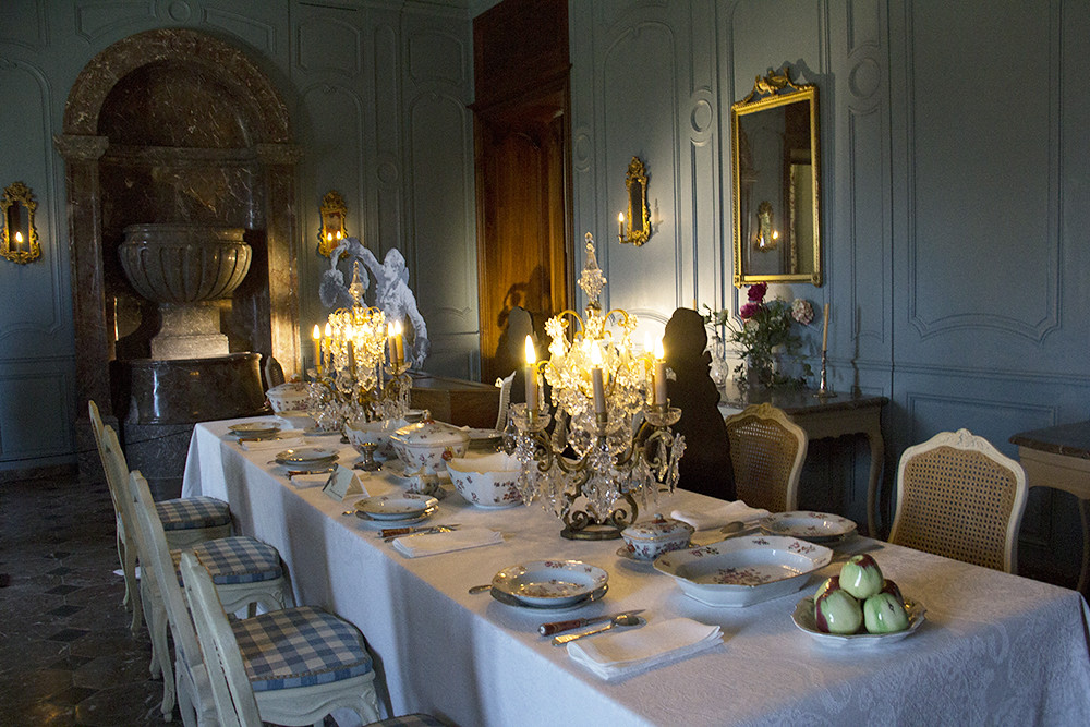 Château de Prangins - Sala de jantar
