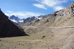 Los Andes and Portillo, Chile, April 2015