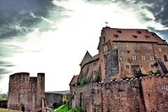 Burg Breuberg (arturG.) Tags: old building castle architecture germany architektur hdr burg mittelalter breuberg