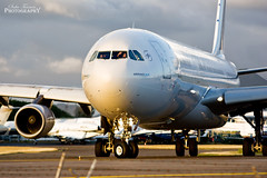 Say Hello to Air France Airbus at Princess Juliana International Airport (ajastaika) Tags: plane airplane aircraft aviation sxm sintmaarten mahobeach princessjulianainternationalairport ilmailu