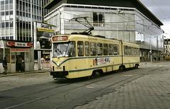 STIB/MIVB (Brussels) tram 7508 (jc_snapper) Tags: brussels bruxelles tram bn streetcar brussel strassenbahn tramvaj pcc