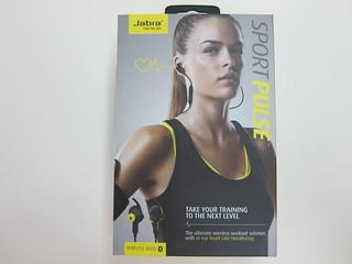 Jabra Sport Pulse Wireless Earbuds