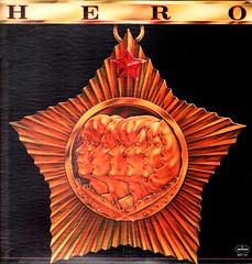 Hero - Hero - US - 1977 (Affendaddy) Tags: mercury hero 1977 vinylalbums collectionklaushiltscher uspowerpop srm11137