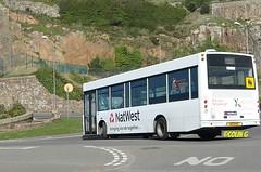 Libertybus 406 (Coco the Jerzee Busman) Tags: uk islands coach pointer nimbus ct solo jersey plus alexander dennis sr dart channel caetano enviro optare plaxton libertybus