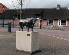 Cow Statue (fotophotow) Tags: netherlands nederland shertogenbosch noordbrabant northbrabant bokhoven