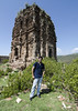 Nandana (Ali Usman Baig (Documenting Pakistan)) Tags: pakistan history nandana ghazni alberuni baghanwala
