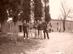 21.04.14 La Francigena da Gambassi -1