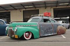 Whitewall Nationals 2016 (USautos98) Tags: 1941 chevrolet specialdeluxe lowrider hotrod streetrod custom rockabilly chevy