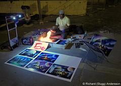 Art? Spray painting of Colosseum (mini_slugg) Tags: art spraypainting colosseum rom italien italy europe europa southerneurope sprayfrg painting mlning konst pentaxq10 richardsluggandersson