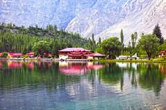 Shangrilla lake - Skardu (anbajwa) Tags: pakistan lake reflection photography nikon flickr awesome lower shangrilla skardu kachura northernareaofpakistan shangrillalake gilgitbaltistan asimnisarbajwa anbajwa
