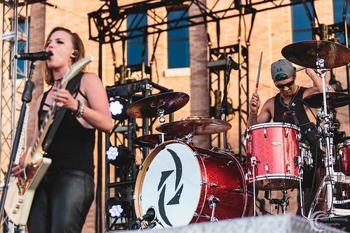 Halestorm - July 17, 2016 - Hard Rock Hotel & Casino Sioux City