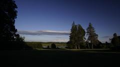 Campus Time-lapse, 2016.08.06 (Aaron Glenn Campbell) Tags: timelapse sony playmemoriesapp psuwb lehman pennsylvania nepa backmountain summer evening a6000 ilce6000 mirrorless rokinon 12mmf2edasifncs campus sky clouds
