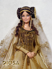 Amalur. Diosa Ibrica (Iberian Goddess) (davidbocci.es/refugiorosa) Tags: amalur diosa ibrica iberian goddess barbie mattel fashion doll mueca refugio rosa david bocci ooak