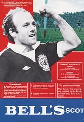 Scotland vs Holland - 1982 - Page 16 (The Sky Strikers) Tags: scotland holland netherlands official programme hampden park glasgow 60p international friendly