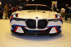 BMW 3.0 CSL Hommage R (benoits15) Tags: old classic cars car festival 30 vintage french nikon automobile flickr meeting automotive voiture racing historic retro collection german r bmw motor concept hommage circuit avignon coches csl rallye prestige anciennes