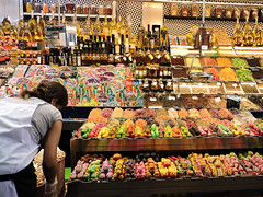 La Boqueria (attilaboros86) Tags: barcelona spain market catalunya laboqueria mercat