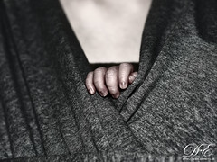 The hand of my newborn son (debahi) Tags: woman baby mom kid hand little finger main fingers mother son ring mum doigt sling newborn wife thumb middle drama index doigts pouce neckline majeur annulaire forefinger auriculaire