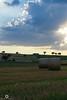 Tramonto Umbro (trinseco6889) Tags: tramonto sun collina umbria montefalco hill fieno hay alberi trees campi coltivati cultivated fields erba sole nuvole clouds vento wind umbrian sunset