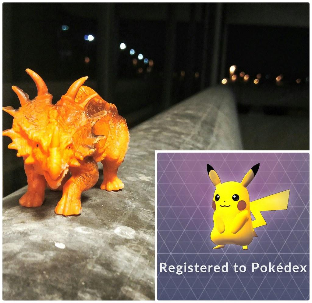 ... pittsburgh pittsburghairport pikachu pokémongo pokémon dinosaur
