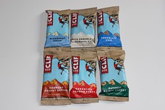 Clif bar (Like_the_Grand_Canyon) Tags: granola bar msli riegel