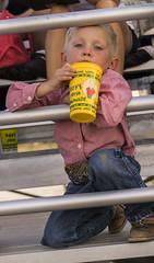 High School Rodeo Gillette Wyoming 2016 (John Merkl) Tags: small cowboys big hats high school rodeo 2016 gillette wyoming spectator