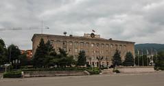 Presidential Palace of Nagorno-Karabakh (Kachangas) Tags: armenia nagorno karabakh nagoronokarabakh artsakh armenian stepanakert shushi shusha caucasus war conflict azeribaijan