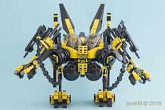 tkm-STILTwalker-10 (tankm) Tags: lego moc stilt walker mech