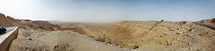 La grande Falaise - In Amenas   (habib kaki 2) Tags: algrie sahara dsert sud illizi ilizi         inamenas amenas aminas  inaminas    lagrandefalaise panorama