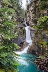 Johnston Creek Lower Falls 2 (TheReilDeal) Tags: banff banffnationalpark johnstoncanyon johnstoncreek lowerfalls