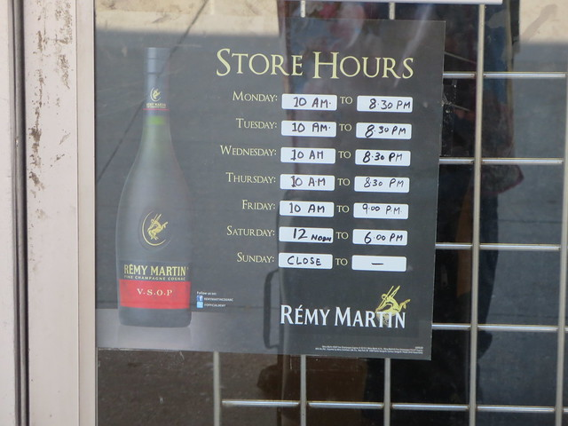 Imperial Liquor in NW Washington, D.C. store hours