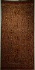 Ritual Cloth (Pua Kumbu) (jdf_92) Tags: museum washingtondc textile sarawak malaysia iban pua textilemuseum