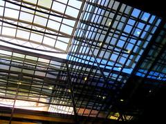 Lines Lines Everywhere Lines (whitesepulchre) Tags: windows light urban reflection glass lines canon licht bright squares library bibliothek hell nrw fenstern dortmund glas nordrheinwestfalen quadrat bibliothque linien gespiegelt sx50 canonpowershotsx50