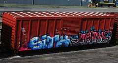 ague - sith - celow (timetomakethepasta) Tags: train graffiti mr boxcar freight sith ld ttk eec ague celow